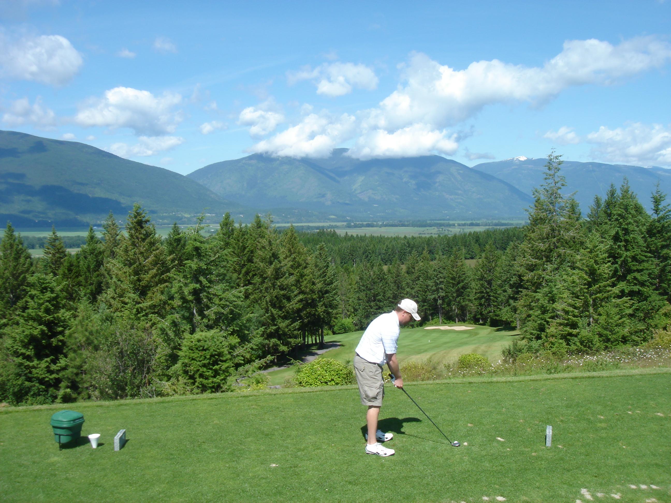 Course Profile - Creston Golf Club